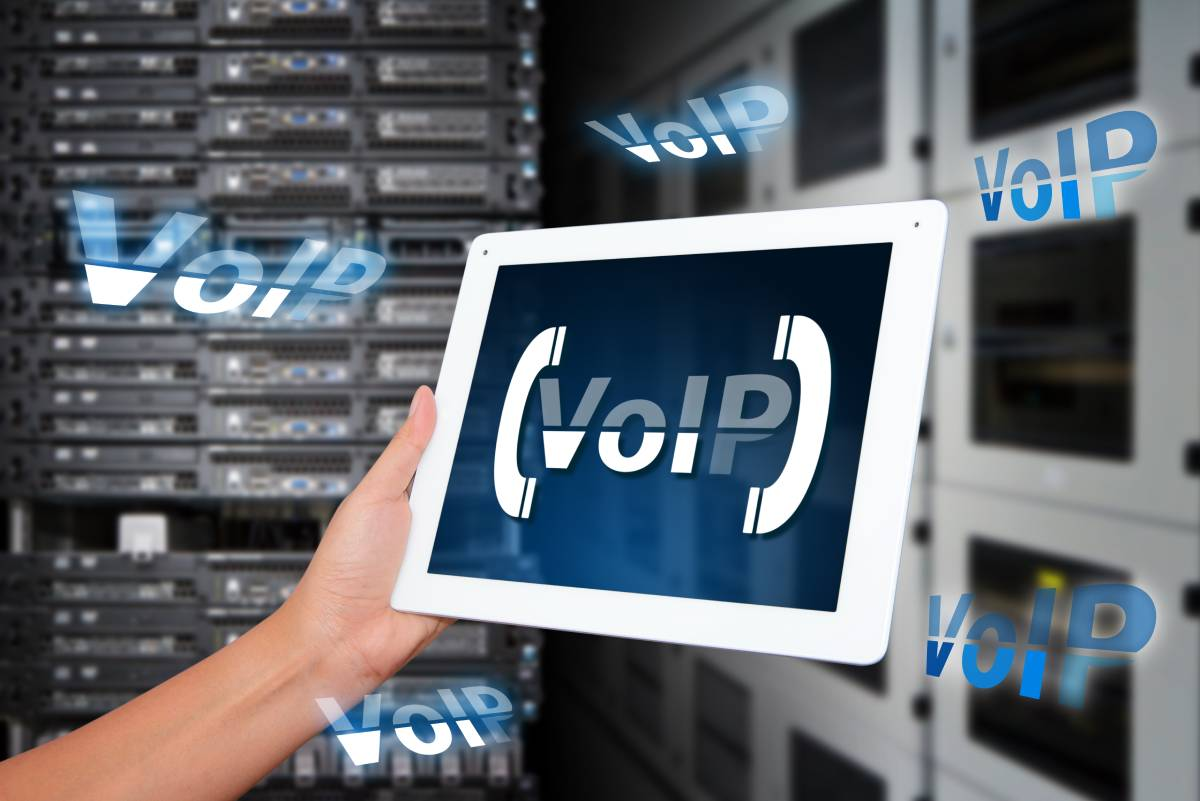 VoIP Tablet
